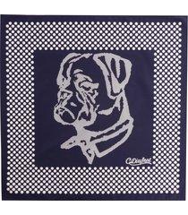 c17 cedixsept jeans origins bandana | navy | c17ban-nvy