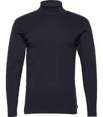 t-shirts knitwear turtlenecks blå esprit casual