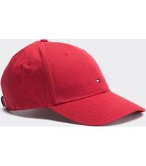 tommy hilfiger men's classic cap apple red -