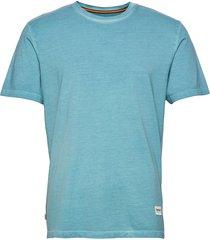 ss gd tee t-shirts short-sleeved blå timberland