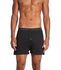 men's calvin klein 3-pack cotton boxers