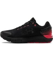 tenis negro under armour charged rogue 2 hombre