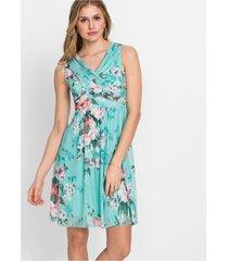gedessineerde jurk met drapering