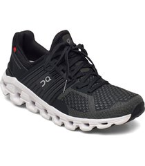 cloudswift black/rock w shoes sport shoes running shoes svart on