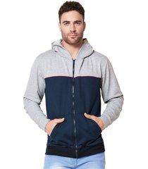 chaqueta para hombre gris jaspe mp