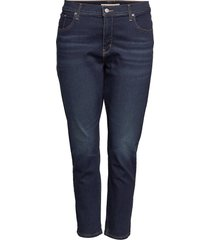 311 pl shaping skinny london n skinny jeans blå levi's plus