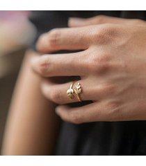 pierścionek floral