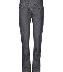 2 men jeans