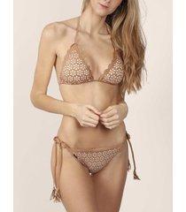 bikini admas sand desert 2-delig driehoekig bikiniset