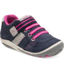 stride rite toddler girls soft motion artie sneakers