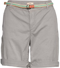 shorts woven shorts chino shorts grå esprit casual