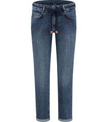 jeans bobby blauw