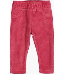 pantalon bordó cheeky cord skinny