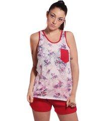 conjunto rojo clon pijama1