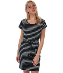 womens april stripe dress