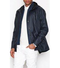 rains jacket jackor blue
