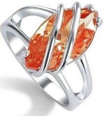 anillo sol de atardecer casual plata arany joyas