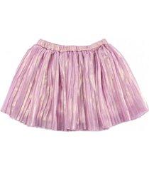 falda primavera rosado ficcus