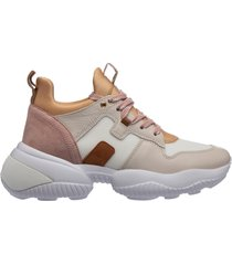 scarpe sneakers donna in pelle interaction