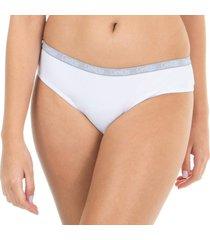 calcinha boneca algodão branca capricho - 382.023 capricho lingerie boneca branco