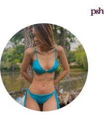 bikini calipso mar verde swimwear