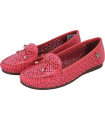 mocasin glory coral julia
