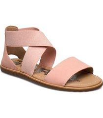 ella™ sandal shoes summer shoes flat sandals rosa sorel