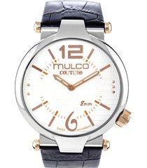 reloj mulco para hombre - couture slim  mw-5-3183-021