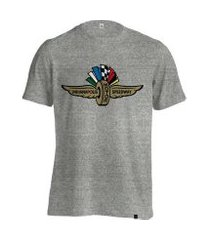 camiseta fórmula retrô vintage indianapolis indy 500