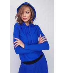 bluza dark blue
