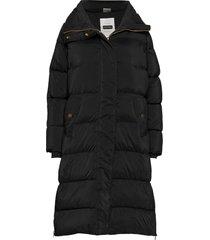 stormpw otw gevoerde lange jas zwart part two