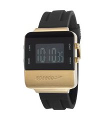 relógio digital speedo masculino - 24848gpevdu1 preto