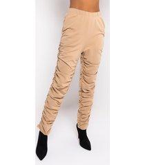 akira all about me side ruching pants