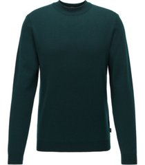 boss men's gosso knitted sweater