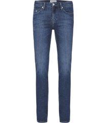 ckj jeans 011 mid rise skinny azul calvin klein