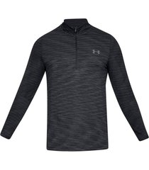 buzo negro under armour vanish seamless
