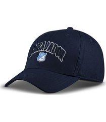gorra oficial azul oscura millonarios otocaps fmic - 004 azul oscuro