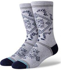 calcetin bandero grey stance