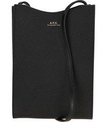 a.p.c. jamie neck pouch