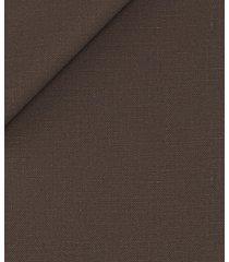 giacca da uomo su misura, solbiati, lino marrone, primavera estate | lanieri