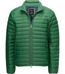 grinder down jacket outerwear sport jackets groen sail racing