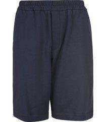 jil sander plain shorts