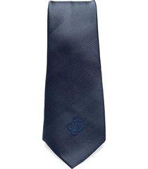 corbata universidad catolica azul marino sederías santiago