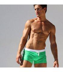 traje de baño de verano trajes de baño hombre bañadores surf banadores