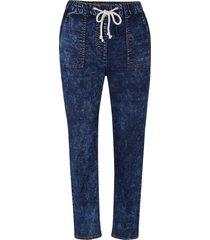 jeans larghi con effetto lavato (nero) - bpc bonprix collection