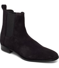 cult_cheb_sd1 shoes chelsea boots svart hugo