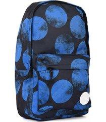 mochila negra converse edc poly backpack