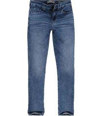 calça khelf jeans skinny marinho denim
