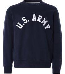 uniform bridge vtg us army sweatshirt | navy | ubarmswt-nvy