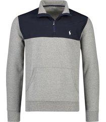 ralph lauren sweater grijs navy
